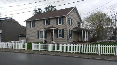 Milroy Single Family Home For Sale: 37 S Main Street