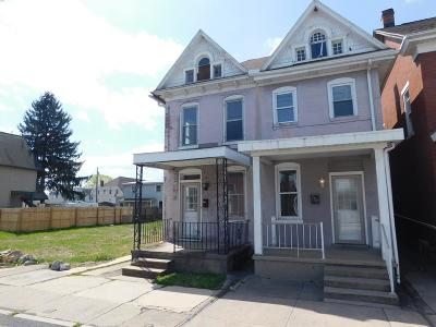 Lewistown PA Multi Family Home For Sale: $50,000