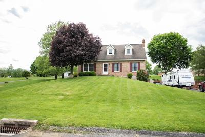 Reedsville Single Family Home For Sale: 111 Sparkle Dr