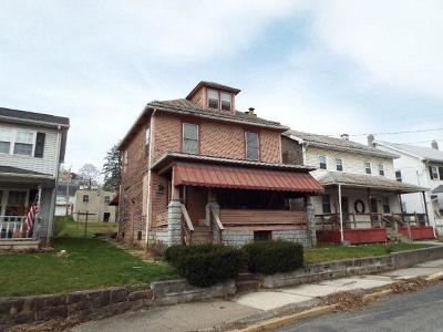 Mifflin County Single Family Home For Sale: 118 S Main