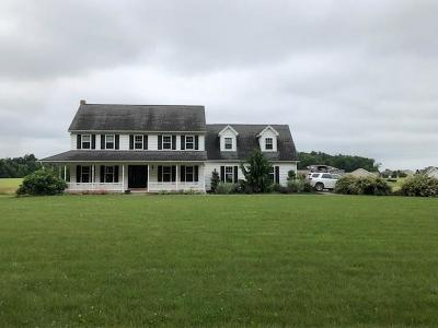 Reedsville Single Family Home For Sale: 367 Airport Rd.