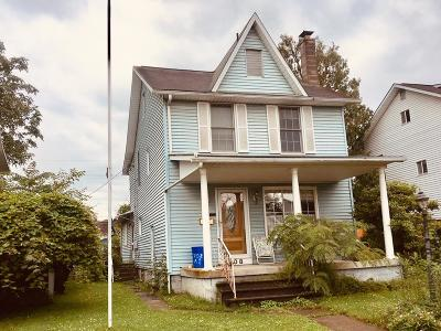 Lewistown PA Single Family Home For Sale: $59,900