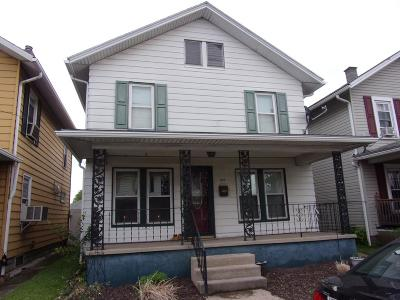 Lewistown Single Family Home For Sale: 307 S Brown