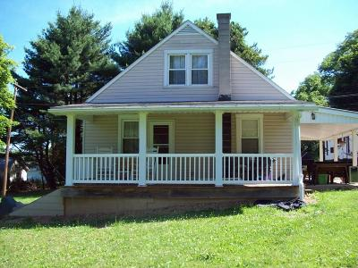 Lewistown PA Single Family Home For Sale: $79,900