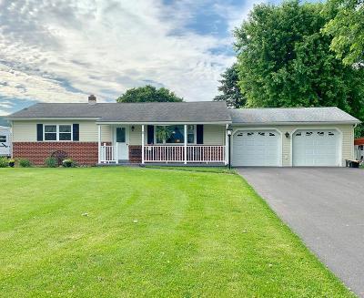 Belleville Single Family Home For Sale: 89 Brookfarm Dr