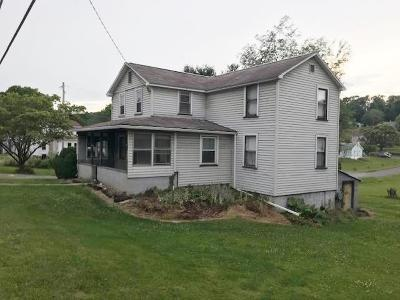 Lewistown PA Single Family Home For Sale: $39,900