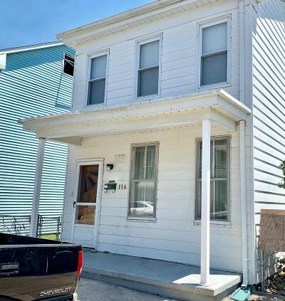 Lewistown Single Family Home For Sale: 116 W Fourth St