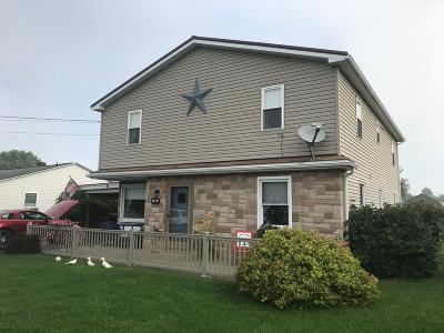 Reedsville Single Family Home For Sale: 65 Manor Road