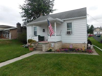 Lewistown Single Family Home For Sale: 439 South Wayne Street
