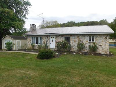 Mifflin County Single Family Home For Sale: 1163 Ertley Road