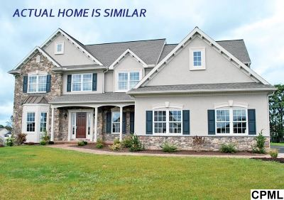 Hummelstown Single Family Home For Sale: 169 Willow Creek Lane