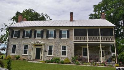 Single Family Home For Sale: 398 Adams Road