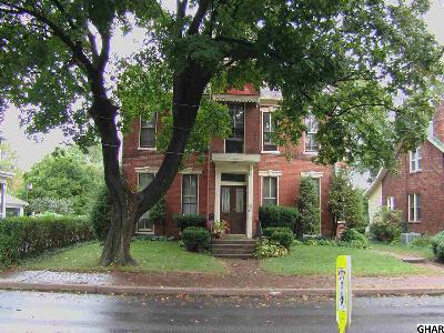 Mechanicsburg Multi Family Home For Sale: 434 W Main Street