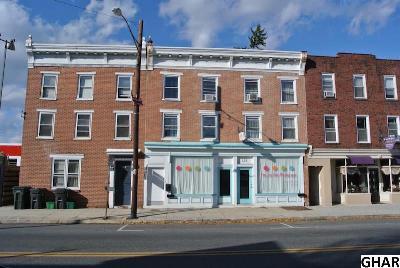 Mechanicsburg Multi Family Home For Sale: 126 W Main