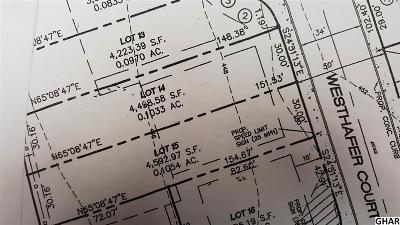 Mechanicsburg Residential Lots & Land For Sale: Lots 14 & 15 Mechanicsburg Commons