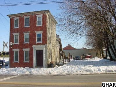 Cumberland County Multi Family Home For Sale: 161 N College St