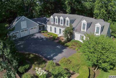 Mechanicsburg Single Family Home For Sale: 37 Green Ridge Road