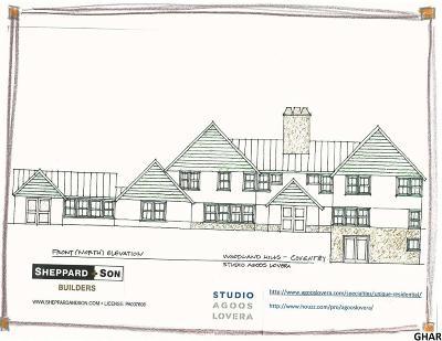 Hershey Single Family Home For Sale: 40 Hillside Rd (Lot #2)