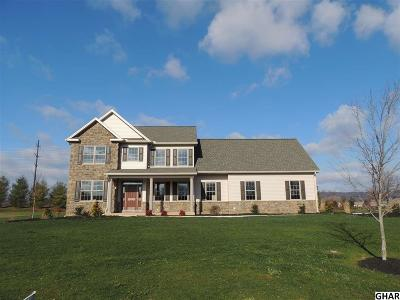 Mechanicsburg Single Family Home For Sale: 2 Roundtop Court
