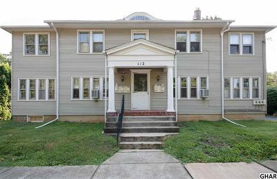 Cumberland County Multi Family Home For Sale: 112 N Washington St