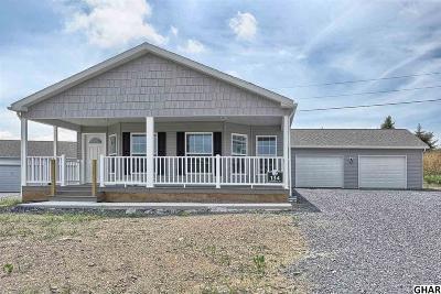 Carlisle Single Family Home For Sale: 134 Glenridge Drive