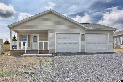 Carlisle Single Family Home For Sale: 136 Glenridge Drive