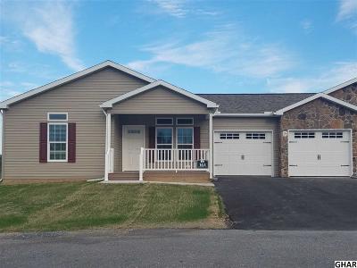 Carlisle Single Family Home For Sale: 163 Glenridge Drive