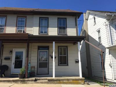 Palmyra Multi Family Home For Sale: 137 N College