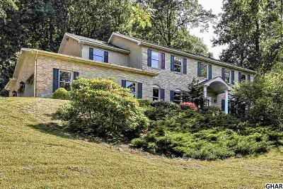 Hummelstown Single Family Home For Sale: 1711 Brookline Drive