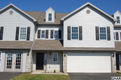 Palmyra Single Family Home For Sale: 72 Cortland Crossing