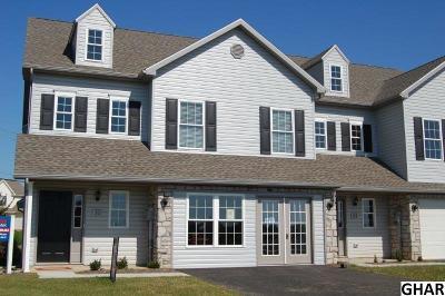 Palmyra Single Family Home For Sale: 78 Cortland Crossing