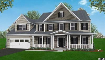 Hummelstown Single Family Home For Sale: Vista Drive