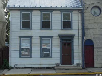 Carlisle Multi Family Home For Sale: 347 N Hanover Street