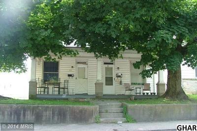 Shippensburg Single Family Home For Sale: 312-314 E Orange St