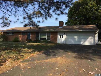 Single Family Home For Sale: 1405 N River Road