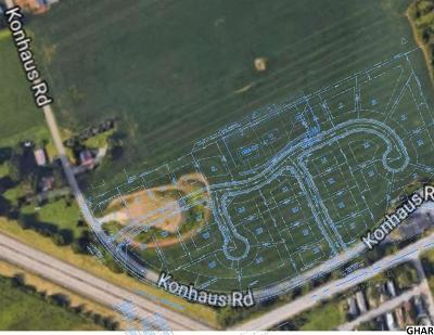 Residential Lots & Land For Sale: Konhaus Road