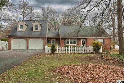 Palmyra Single Family Home For Sale: 236 Lawn Road