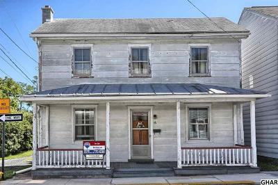 Newville Single Family Home For Sale: 16 N Corporation St