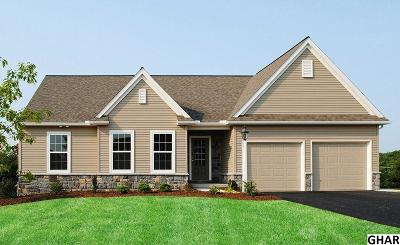 Hummelstown Single Family Home For Sale: Lot # 89 Shetland Rd