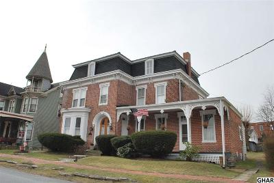 Boiling Springs Single Family Home For Sale: 217 Front St.