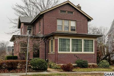Single Family Home For Sale: 2401 Market St