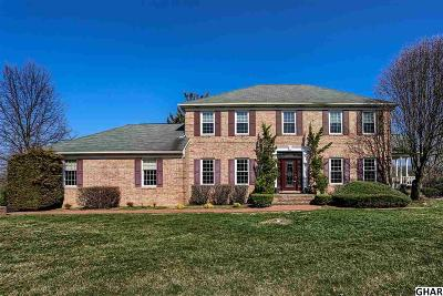 Single Family Home For Sale: 1558 Fox Hollow Circle