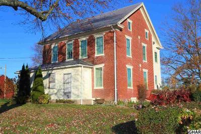 Single Family Home For Sale: 245 White Oak Tree Road