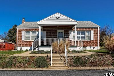 Harrisburg Single Family Home Active/Pending Tbo: 4616 Lancaster Street