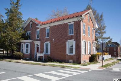 Mechanicsburg Multi Family Home For Sale: 225 S High St.
