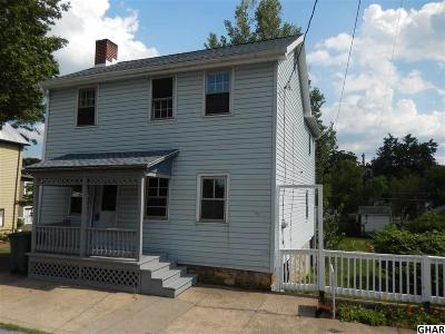 New Bloomfield Single Family Home For Sale: 39 W High Street