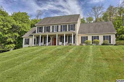 Single Family Home For Sale: 425 W Winding Hill Rd