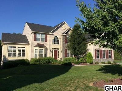 Mechanicsburg Single Family Home For Sale: 7 Quiet Pond Ct