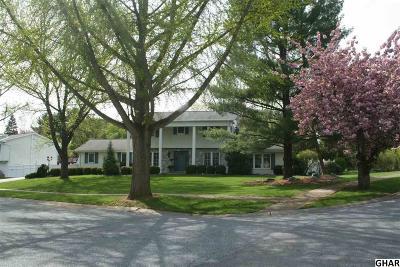 Hershey Single Family Home For Sale: 907 Beech Avenue