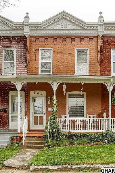 Lemoyne Single Family Home For Sale: 102 Hummel Ave